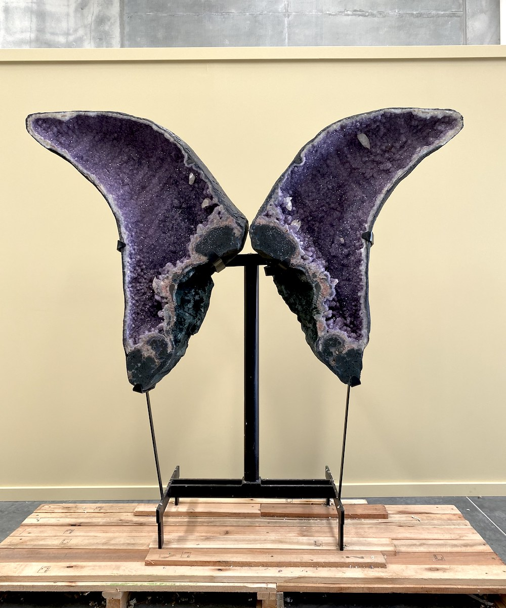 Amethyst wings