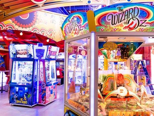 Archie Brothers Arcade Bar Brisbane