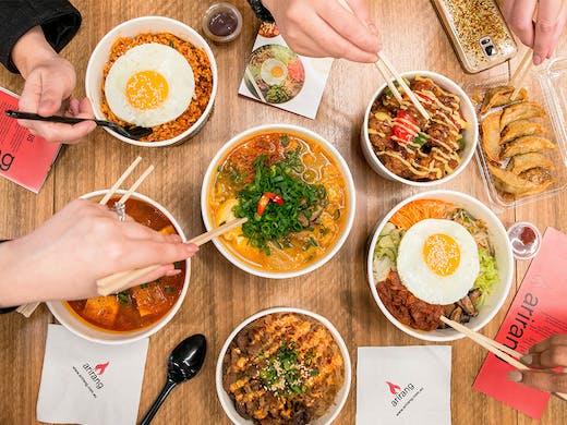Arirang Korean Barbecue, Allendale Square, Perth, CBD, Perth korean restaurant, perth korean food, allendale square