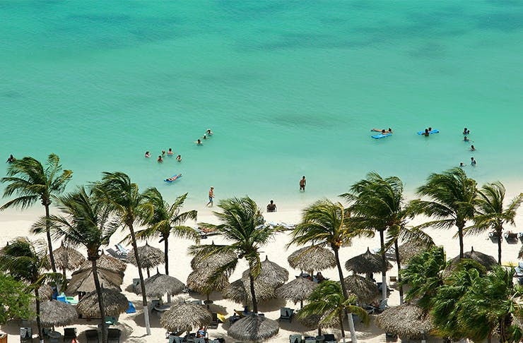 Aruba Under The Radar