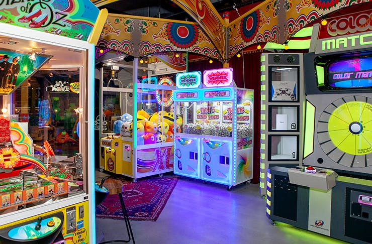 Breaking News: The Team Behind Holey Moley Are Opening A Circus Arcade Bar