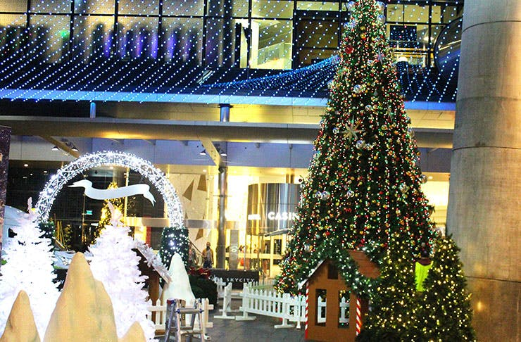 Auckland's Getting A Magical Christmas Wonderland