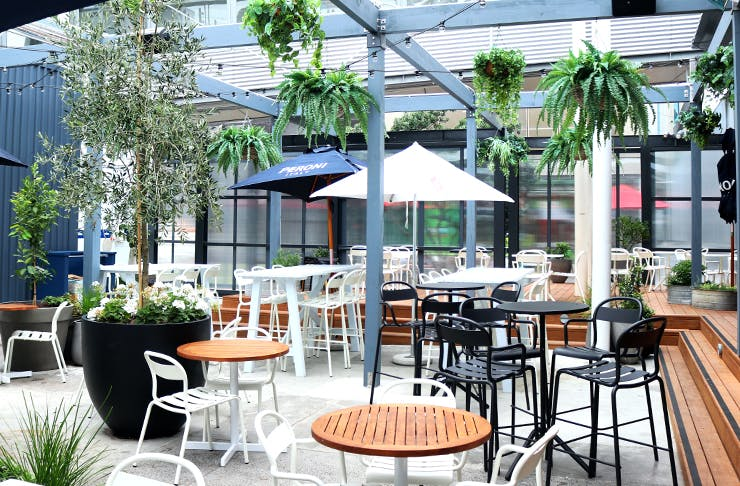The New Dining Precinct To Visit This Weekend