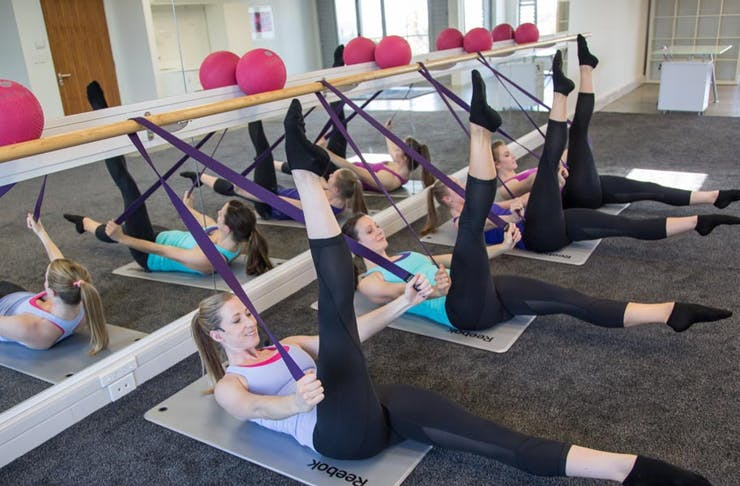 Aucklands Best Barre Classes