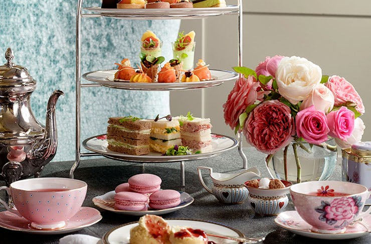 Auckland S Best High Teas Auckland The Urban List