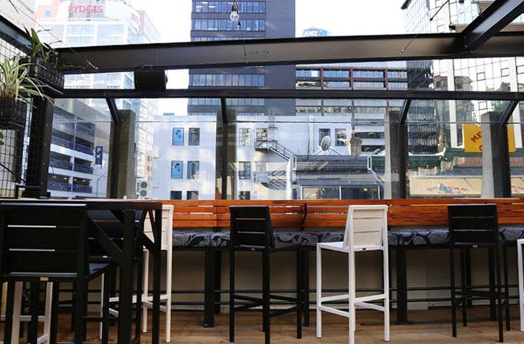 Auckland's Best Rooftop Bars