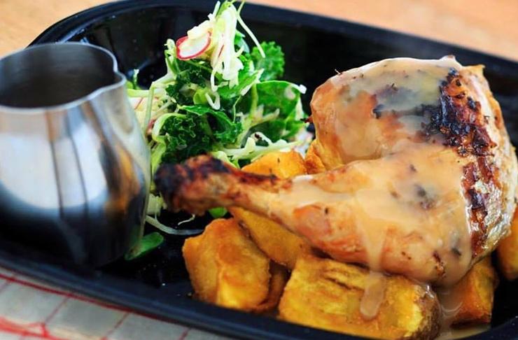 Boy and Bird chicken - Best Sunday Roasts