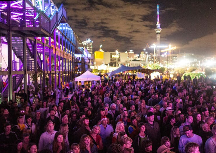 Ditch The Bach Because Auckland's NYE Festival Is Back!