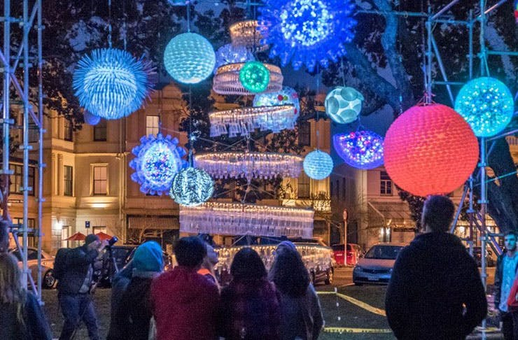 Auckland's Getting A Night Art Extravaganza