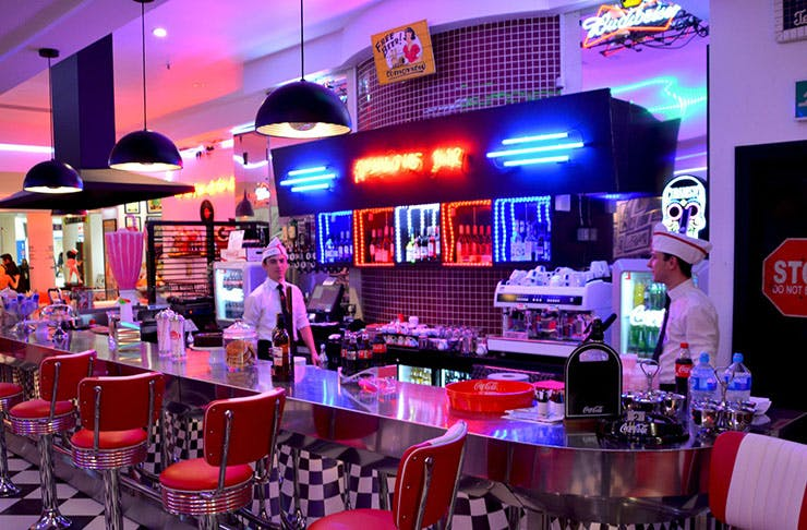 Auckland's Getting An American Diner Pop Up