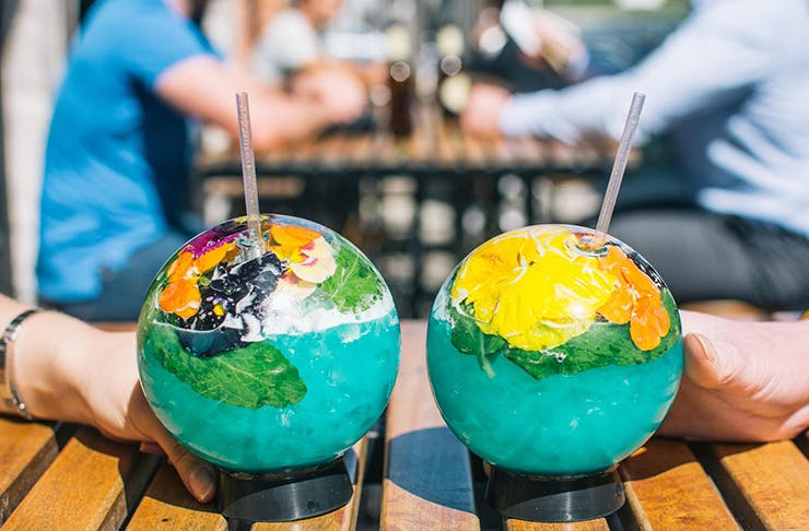 Auckland's Most Weirdest and Wonderful Drinks
