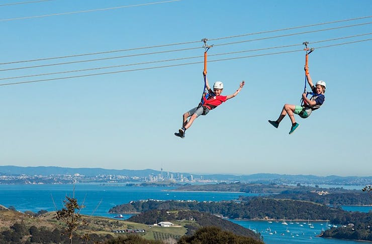 Auckland's Nature Adventures You Have To Do At Least Once