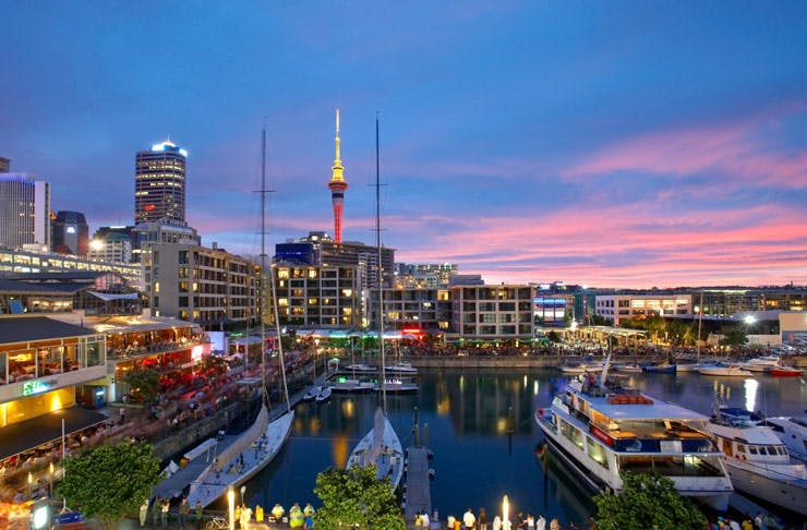Aukland's Getting A 360° Pop Up!