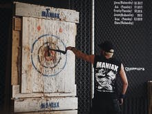 Get Wild, Perth's Scoring Two Axe Throwing Gyms