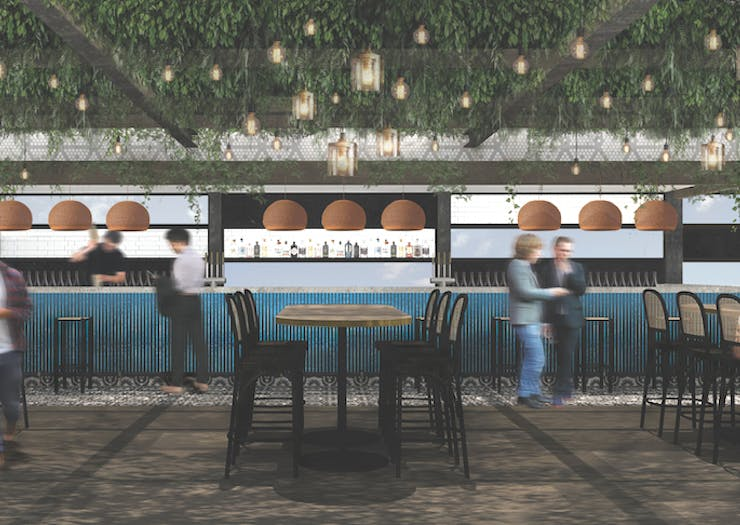 A Brand New Rooftop Bar And Supper Club Is Here!