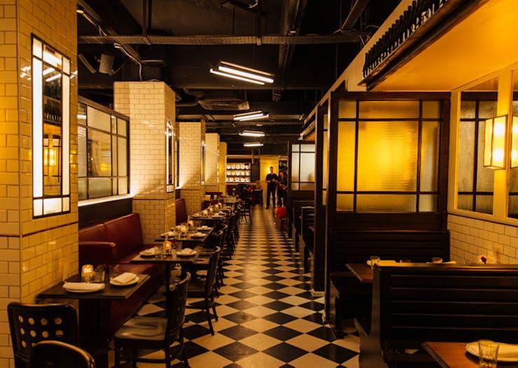 The Verdict   Inside The CBD's Late Night New York-Influenced French Brasserie
