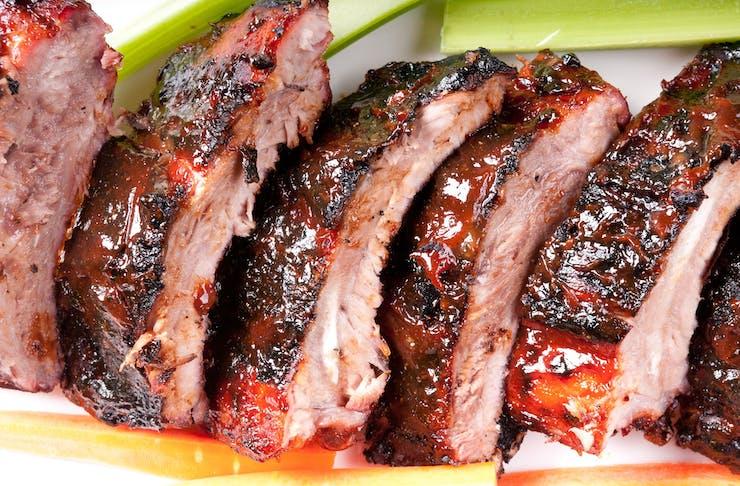 BBQ Ribs, foodie news