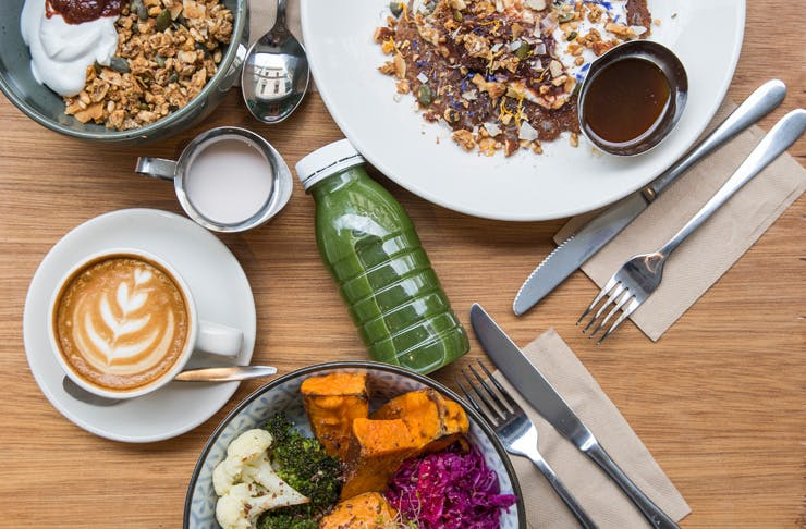 SYDNEYS BEST HEALTHFOOD CAFES