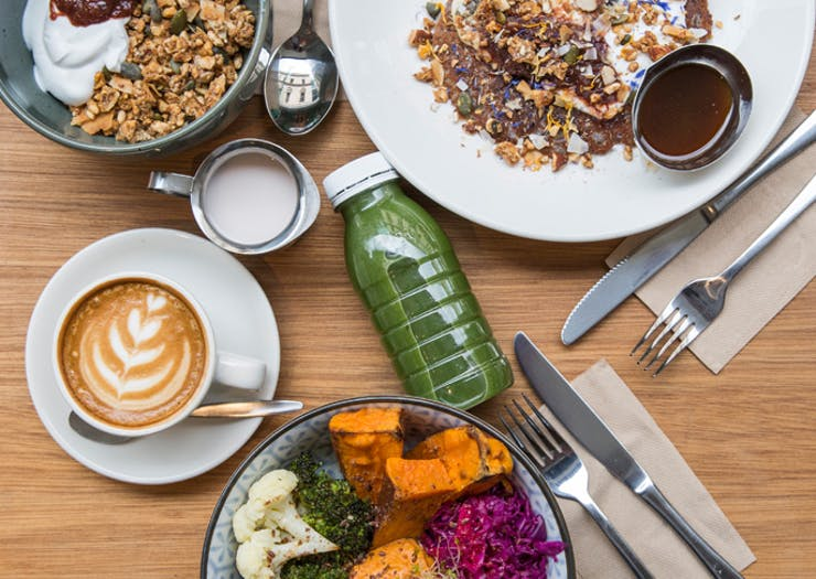 Best Spots For Healthy Eating In Sydney