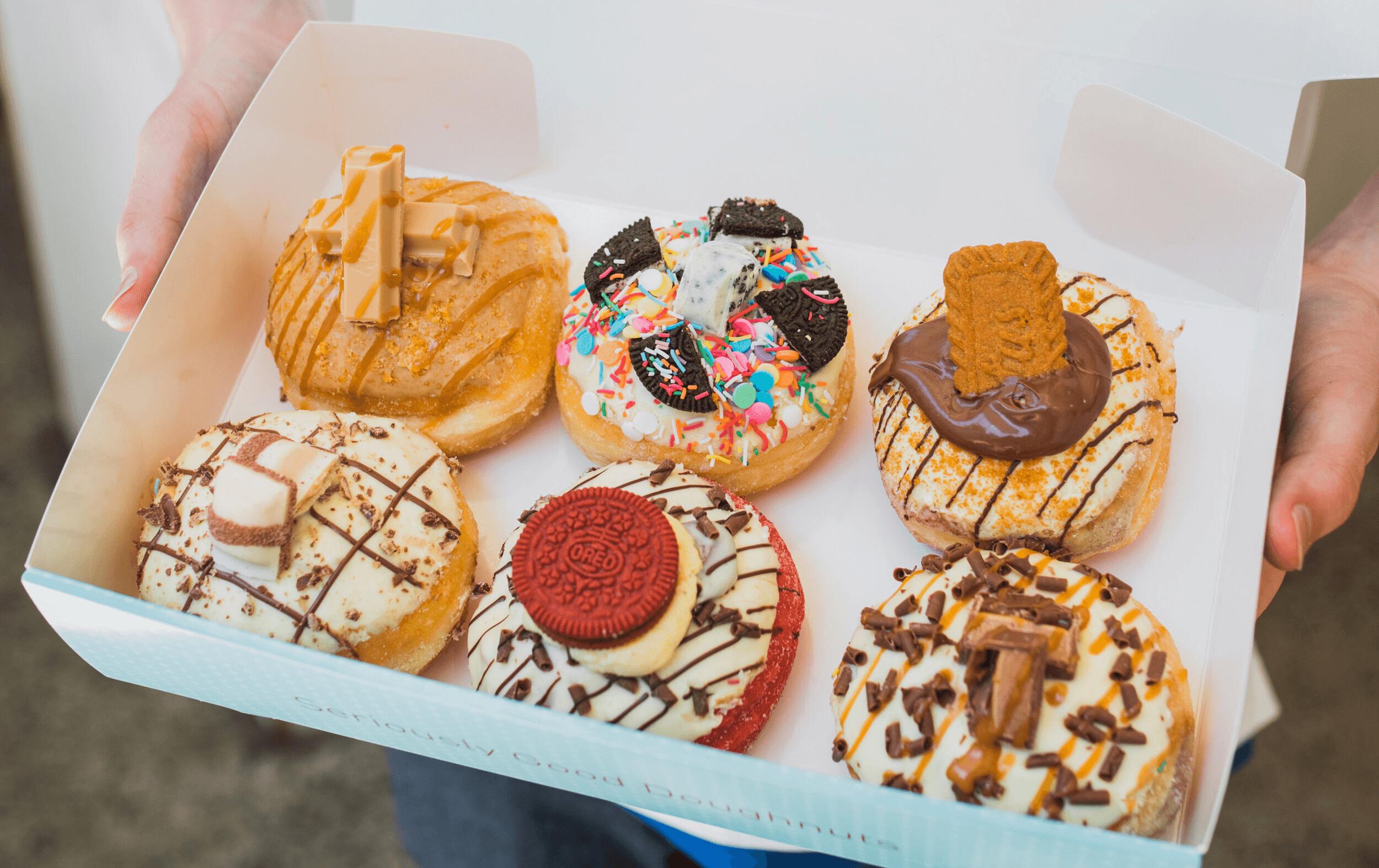 best doughnuts melbourne