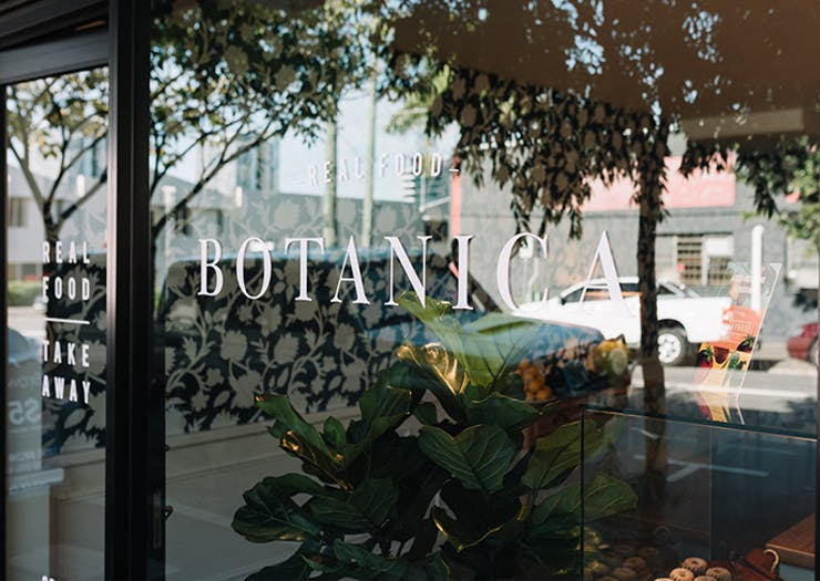 Botanica Real Food Teneriffe