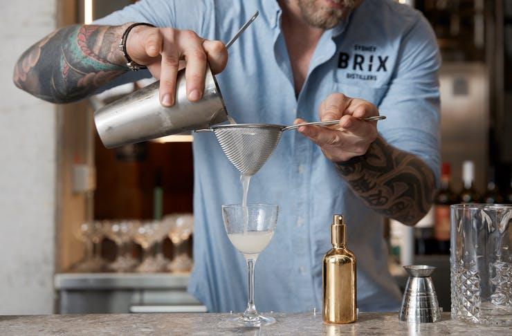 Brix Distillers | The Urban List