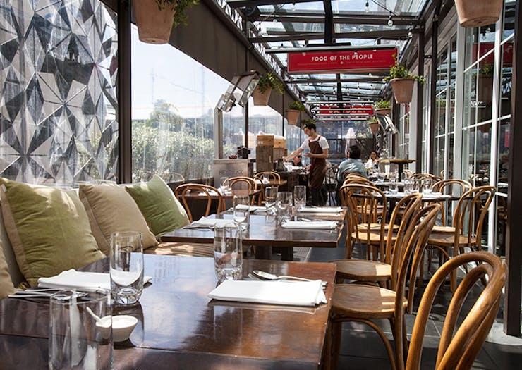 best italian restaurant in auckland, baduzzi, ben bayly