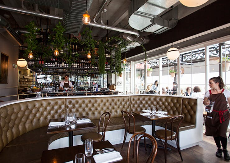 Here's Where To Eat In Wynyard Quarter