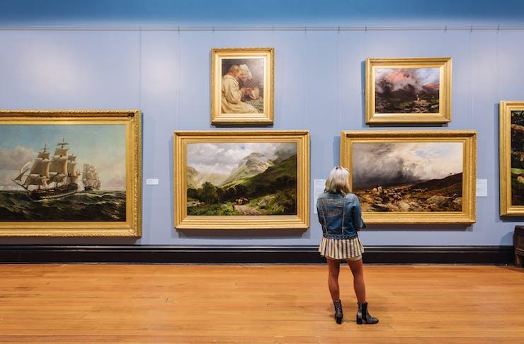ballarat art gallery
