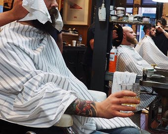 Uncle Joe's Barber