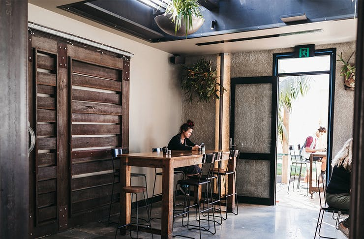 Barefoot Barista Cafe Palm Beach