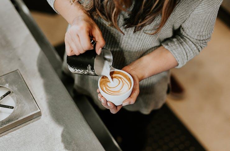 Barista - Latte Art