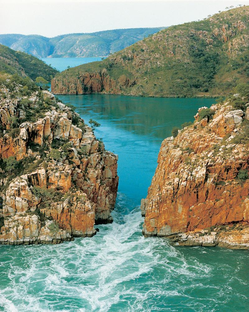 Horizontal Falls Tourism Western Australia