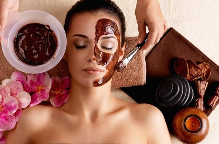 chocolate facial erban spa, best places to get a facial in auckland, best beauty spas in auckland