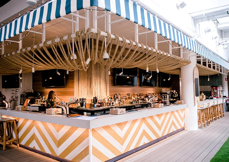 Prepare To Party, Surfers Paradise Beer Gardens Unveils Its Mega Makeover