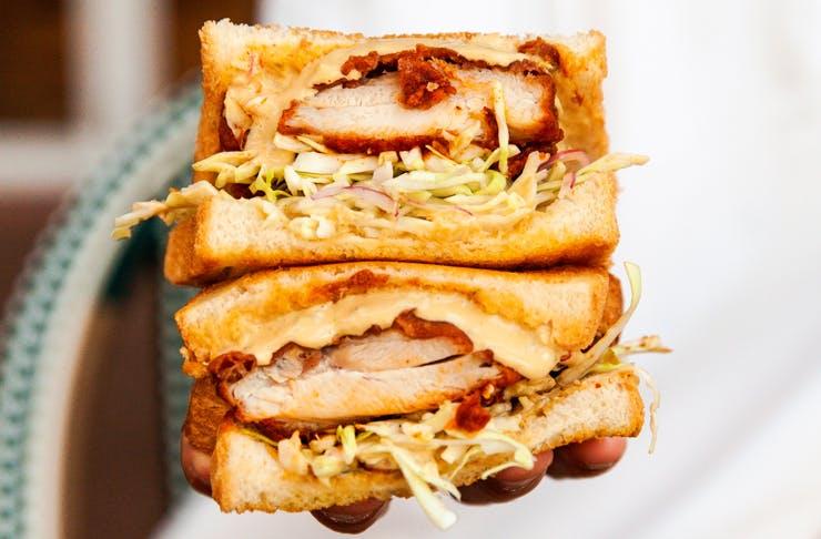 Belles Hot Chicken PapaRich | Urban List Sydney