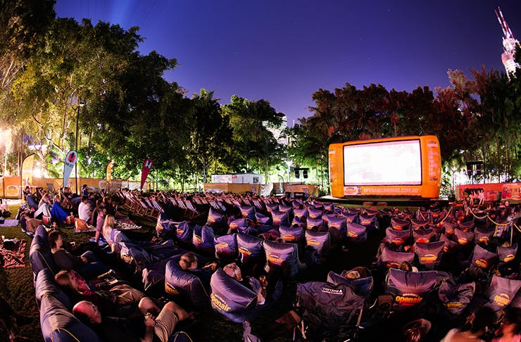 Ben And Jerry's Openair Cinemas Southbank