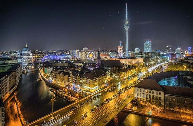 Cheap Flights Berlin