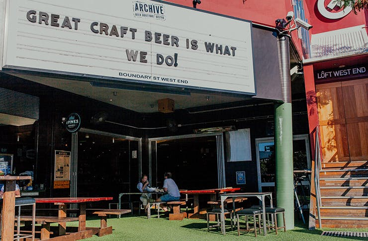 best bars in Brisbane, Archive West End, Loft West End