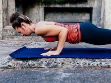 The Best Yoga Poses For Toned Arms