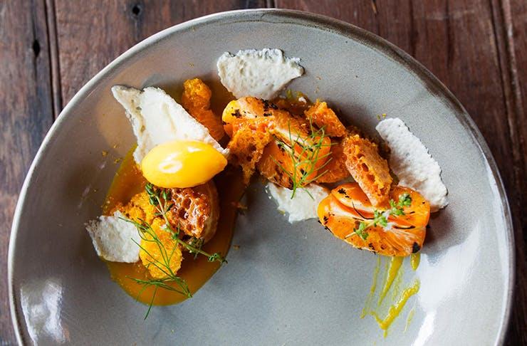 Best restaurants Brisbane Spicers Homage