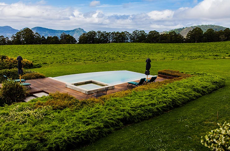 The Peak Spicers Peak Lodge