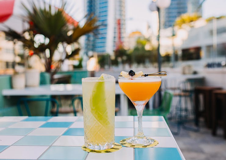 best bars in Surfers Paradise