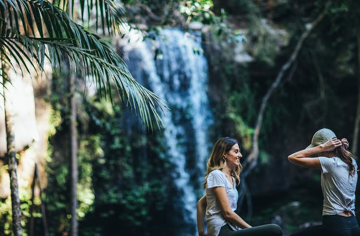 best bush walks on the gold coast