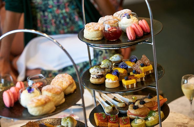 Bar Uma's Tiered High Tea
