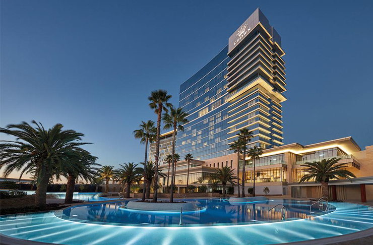 Best Hotel Pools Perth Crown Towers