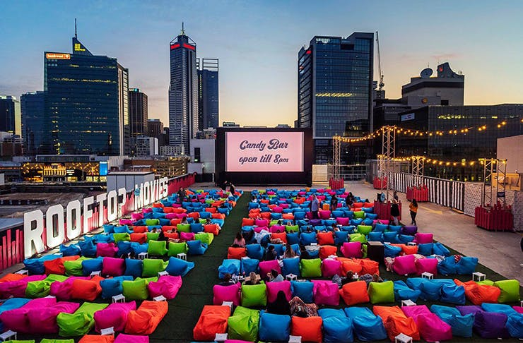 Best Outdoor Cinemas Perth