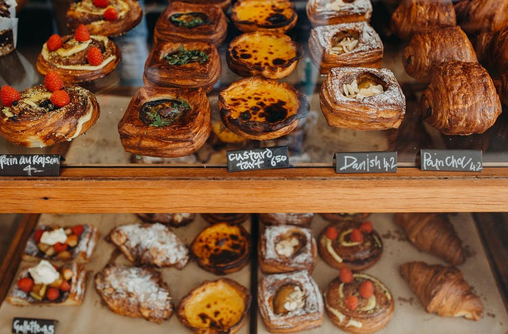 best pastries on the gold coast
