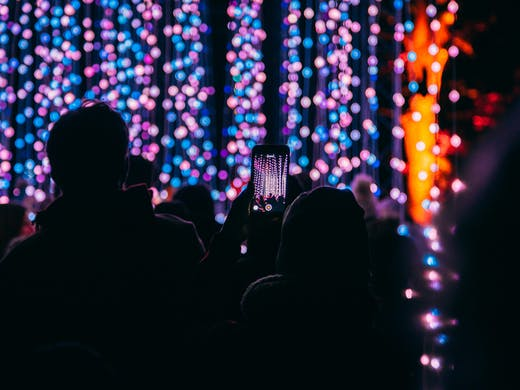 The Best Streets To See Christmas Lights In Perth