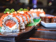 Wrap Your Hands Around A Roll Of Perth's Best Sushi